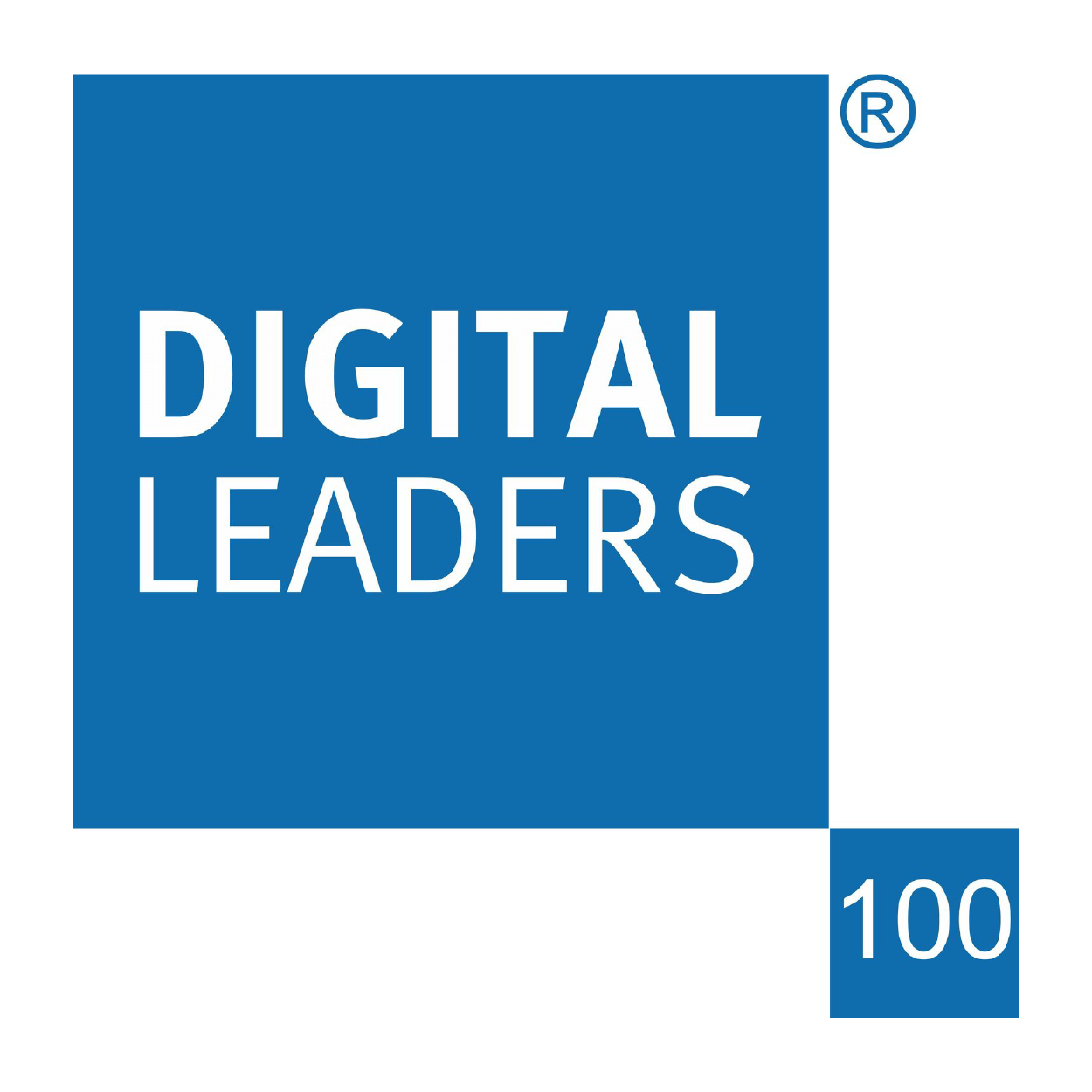 Digital Leaders 100 logo