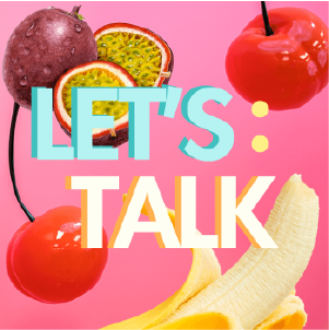 Let's talk podcast icon